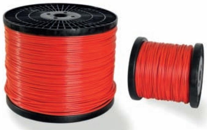 Miglior prezzo MT 10 filo decespugliatore in Nylon HD quadrato diametro 3,5 mm -