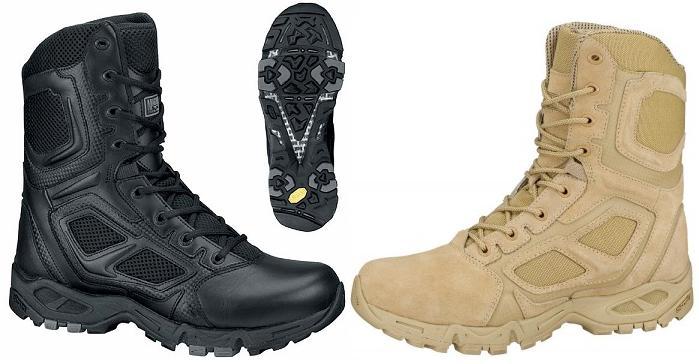 Vari anfibi militari e scarpe antinfortunistiche MAGNUM ELITE SPIDER 8.0  ANFIBI SCARPONI MILITARE SOFTAIR CACCIA  1e50095a282