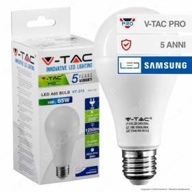 LED Bulb - SAMSUNG CHIP 15W E27 A65