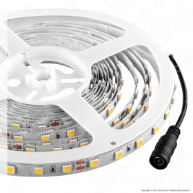 LED Strip SMD5050 - 60 LEDs 24V 4000K IP20