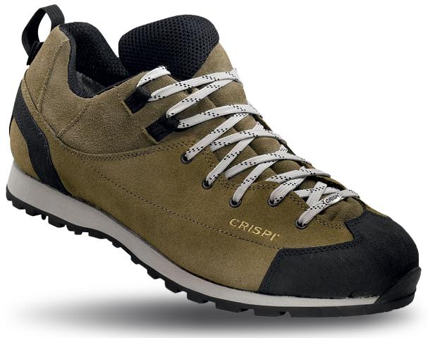 Anfibi Crispi ALL OVER GTX in pelle scamosciata idrorepellente e GORE-TEX