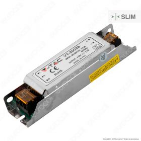 SLIM Power Supply - 25W 12V 2,