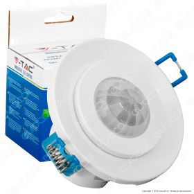 PIR Ceiling Sensor With Moving