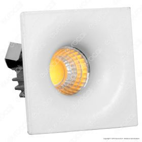 3W LED Downlight Fixed Type Square 2700K