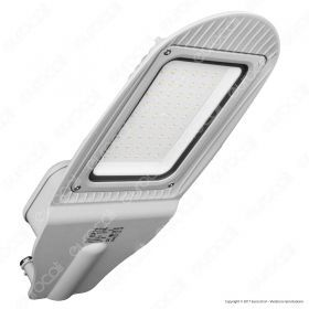 50W SMD Street Lamp Grey Body 4000K