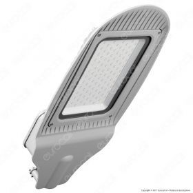 100W SMD Street Lamp Grey Body 6400K