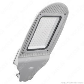 120W SMD Street Lamp Grey Body 4000K