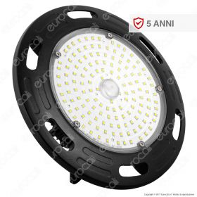 100W LED High Bay UFO A++ Meanwell  4500K 5 Year Warranty ????? ????