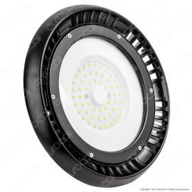 100W LED SMD High Bay UFO 6000K 120°
