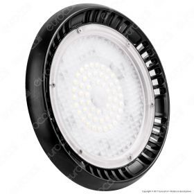200W LED SMD High Bay UFO 6400K 90°