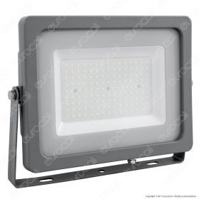 150W LED Floodlight Grey Body SMD 3000K