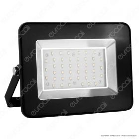 30W LED Floodlight I-Series Black Body 4500K