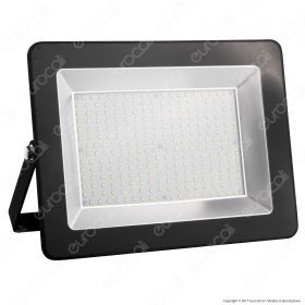 150W LED Floodlight I-Series Black Body 6400K