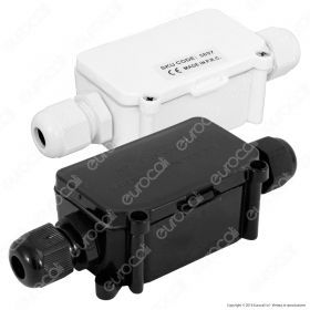 Waterproof Box With Terminal Block White
