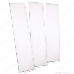 LED Panel 45W 1200 x 300 mm 6000K Incl Driver 6PCS/SET