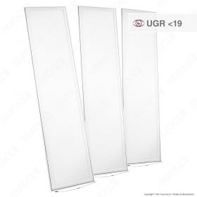 LED Panel 45W 1200 x 300 mm 4000K UGR Incl Driver 6PCS/SET