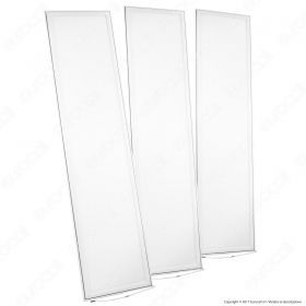 LED Panel 45W 1200x300mm A++ 120Lm/W 6400K incl Driver 6PCS/SET