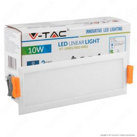 10W LED Linear Light White 3000K - NEW