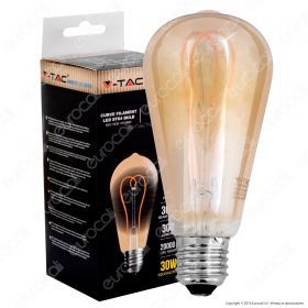 LED Bulb - 5W E27 Long Filamen