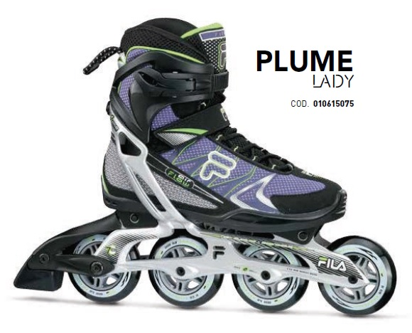 Skates Pattini in Linea Fila PLUME LADY linea Fitness