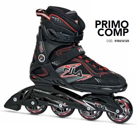 Skates Pattini in Linea Fila PRIMO COMP linea Fitness