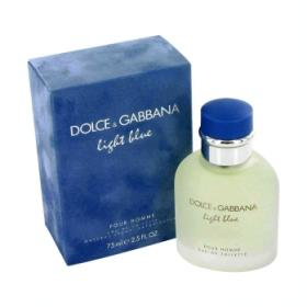 PROFUMO DOLCE & GABBANA LIGHT BLUE UOMO EAU DE TOILETTE ML 125