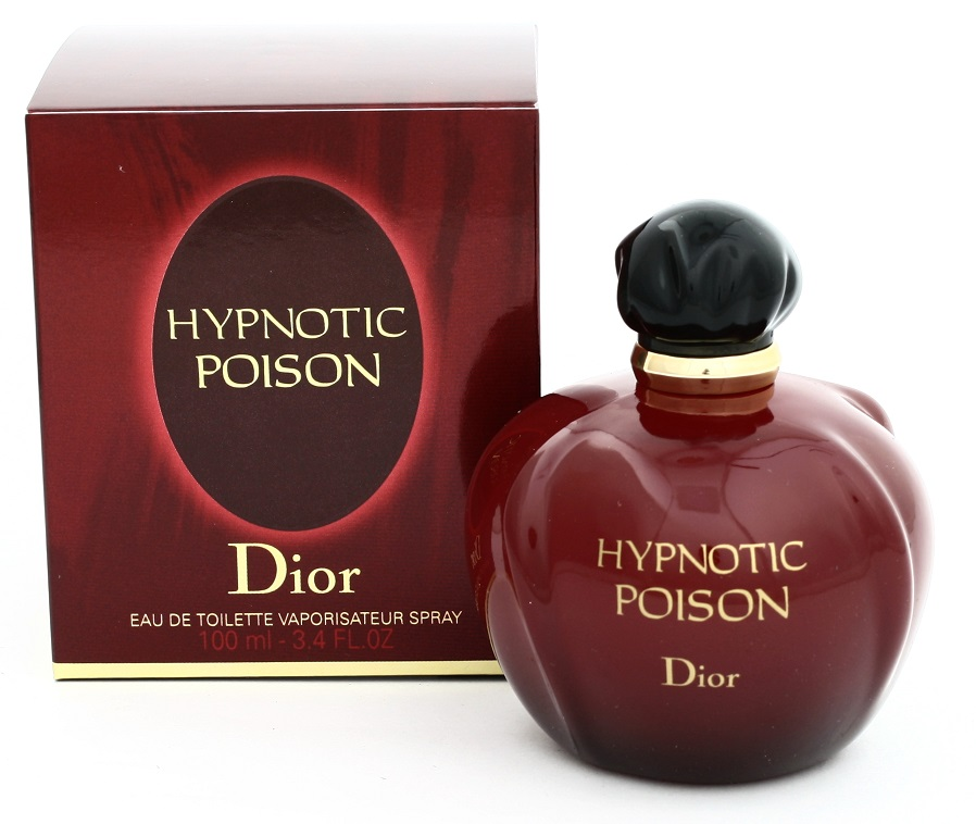 PROFUMO CHRISTIAN DIOR HYPNOTIC POISON DONNA EAU DE TOILETTE ML 100