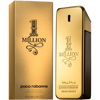 PROFUMO PACO RABANNE ONE MILLION UOMO EAU DE TOILETTE ML 50