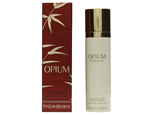 PROFUMO YVES SAINT LAURENT OPIUM DONNA DEO SPRAY ML 100