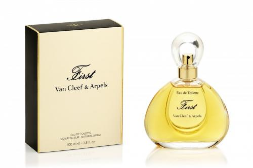 PROFUMO VAN CLEEF FIRST DONNA EAU DE TOILETTE ML 100
