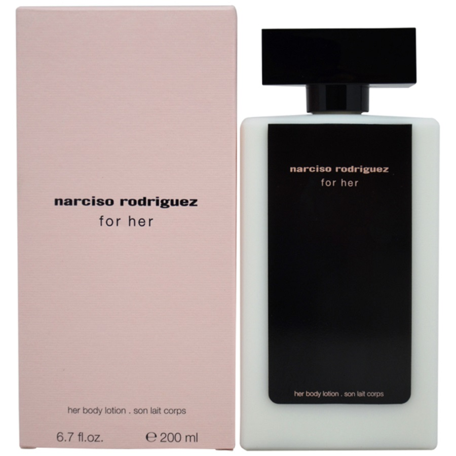 PROFUMO NARCISO RODRIGUEZ DONNA BODY LOTION ML. 200