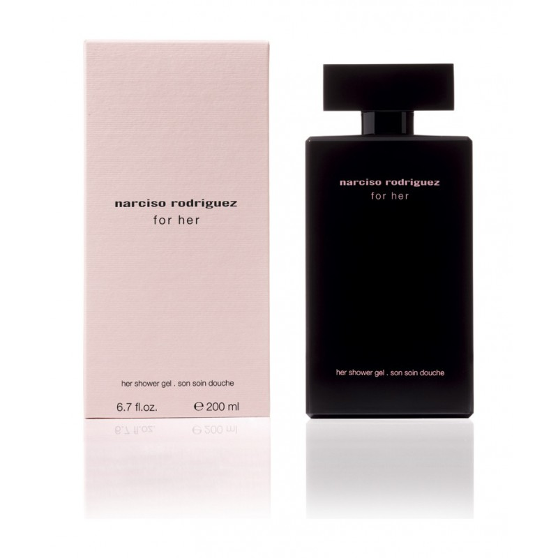 PROFUMO NARCISO RODRIGUEZ DONNA SHOWER  GEL ML. 200
