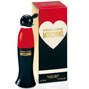 PROFUMO MOSCHINO CHEAP & CHIC DONNA EAU DE TOILETTE ML 50