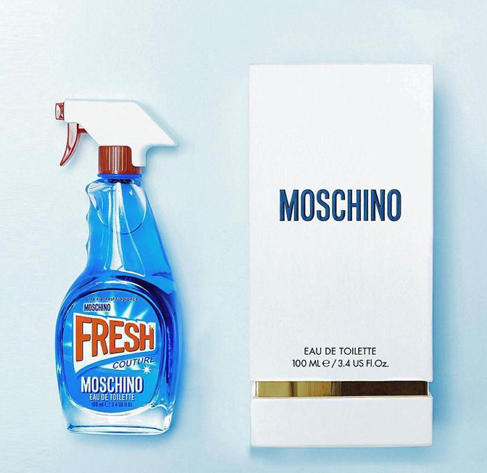 PROFUMO MOSCHINO FRESH DONNA EAU DE TOILETTE ML 100