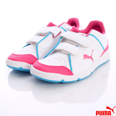 Scarpetta Puma Kids Steplfeex SL V Kids White-Beetroot purple