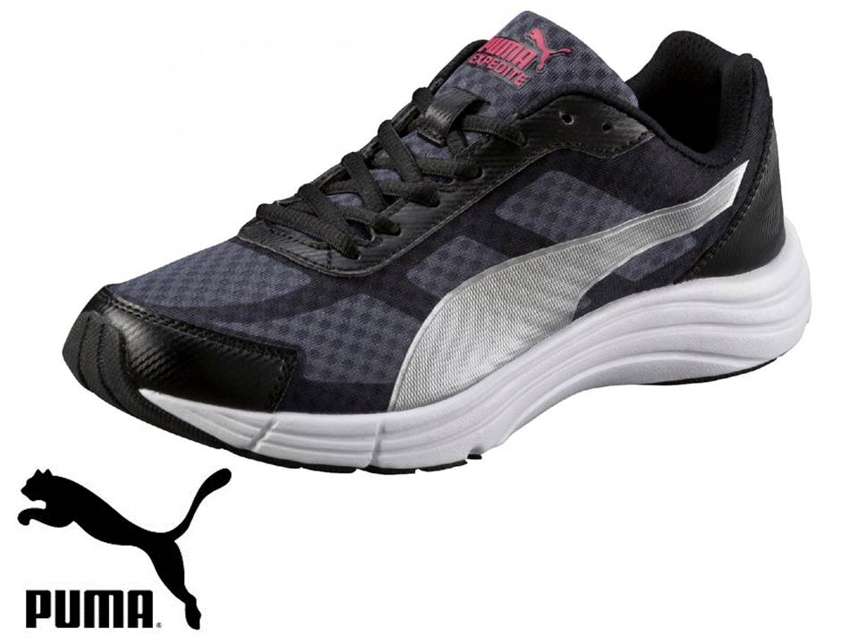 Scarpetta Puma Womens Expedite Periscope-Black TG 39
