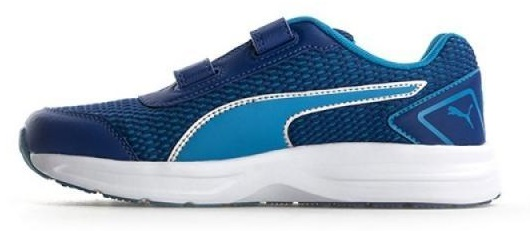 Scarpetta Puma Kids Descendant V4 V PS True Blue-Blue Danube