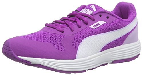 Scarpa Puma Adults FTR Runner 2 Mesh Purplcactusflwr-White-Orchid TG 37.5,38.5