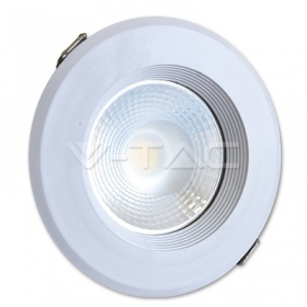 20W LED COB Downlight In 10W Body 3000K