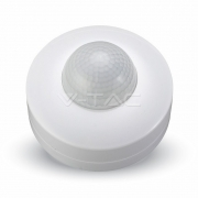 Infrared Motion Sensor White 360°