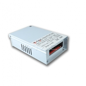 LED Power Supply - 150W 12V IP45 Metal Rainproof