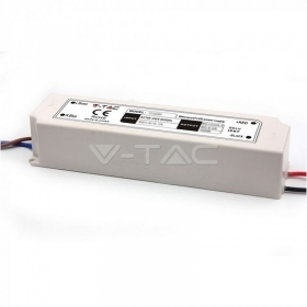 LED Slim Power Supply 150W IP67 12V