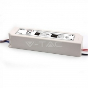 LED Plastic Slim Power Supply 60W IP67 12V