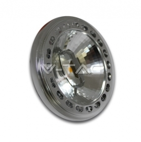LED Spotlight - AR111 15W 12V Beam 20 COB Chip 6000K