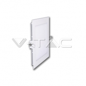 15W LED Panel Downlight - Squa