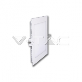 6W LED Premium Panel Downlight - Square 4000K