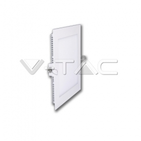 18W LED Premium Panel Downlight - Square 6400K