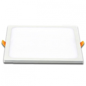 29W LED Frameless Panel Light Square 6000K