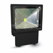 70W LED Floodlight V-TAC Classic PREMIUM Reflector Graphite Body 3000K