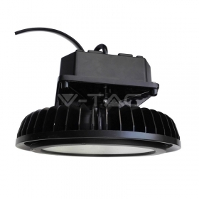 500W LED High Bay With Meanwell Dimmable Driver Black Body 6000K
